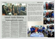 Keratan Akhbar Daily Express